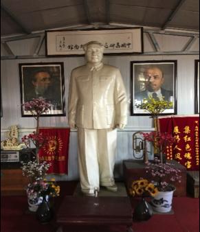 Yang You's Mao Zedong Memorial Hall