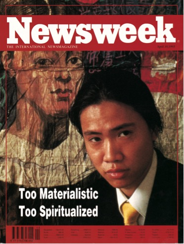 Fake Newsweek Cover discussed in article